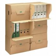 Archiv-Altablage-Container