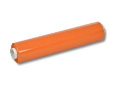 Handstretchfolie 500mm, 23my, 260 meter Länge, orange
