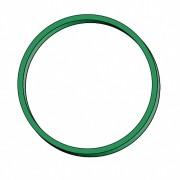 Gummiringe Gummibänder Ø  50mm, 1 mm in grün, ca. 2300 Stk., 1000 gr.- 1 kg.