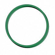 Gummiringe Gummibänder Ø  50mm, 1 mm in grün, ca. 115 Stk., 50 gr.