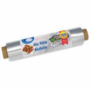 Alufolie extra stark, 30 cm x 150 m, 14 µm einzeln verpackt