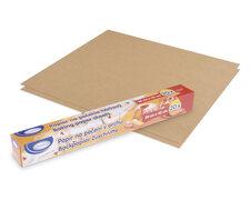 Backpapier Zuschnitte braun, 38 x 42 cm, 20 Stk.