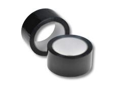 Klebeband Packband PP Acrylatkleber geräuscharm 50mm/66m, schwarz