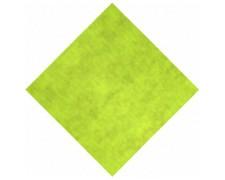 Mitteldecken Airlaid 80 x 80 cm, stoffähnlich, hochwertig gelbgrün, 20 Stk.