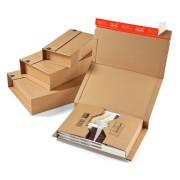 Universalverpackung CP020.12 MUWE 362, 325x250mm Höhe 1-80mm, für C4, braun