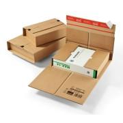 Universalverpackung CP035.01, 230 x 165mm Höhe 1-70mm, braun