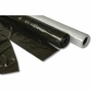 Palettenabdeckblätter perforiert auf Rolle schwarz 36my 1150x1550mm, 250 Stk.