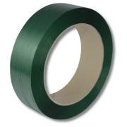 Umreifungsband PET Grün 12,0 mm  x 0,60 mm  Länge 2500meter Kern 406mm