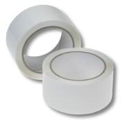 Klebeband Packband PP Acrylatkleber geräuscharm 50mm/66m, weiss