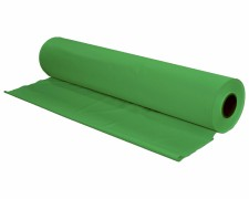 Tischtuch Tischdecke Biertischdecke LDPE grün perforiert auf Rolle 0,70 x 240m