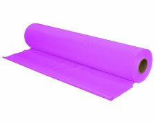 Tischtuch Tischdecke Biertischdecke LDPE pink perforiert auf Rolle 0,70 x 240m