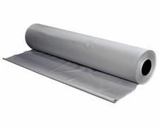 Tischtuch Tischdecke Biertischdecke LDPE silber perforiert auf Rolle 0,70 x 240m