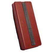 Whiteboard Memoboard Schwamm Plastikgehäuse mit Magnethalterung, Rot