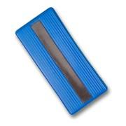 Whiteboard Memoboard Schwamm Plastikgehäuse mit Magnethalterung Blau