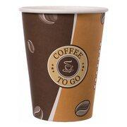 Kaffeebecher Topline, Coffee to go, Pappe beschichtet, 12oz., 300 ml, 50 Stk.