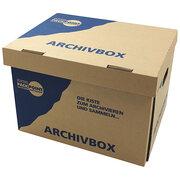 Archivbox Lagerbox 400x320x290mm extrem stabil, bis 250kg  BWare kleine Mängel