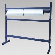 Waagerecht-Folienspender für Abreißfolien bis 1500 mm, max. Gewicht 40 kg