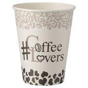 Kaffeebecher CoffeeToGo Pappbecher Design COFFE LOVERS 420ml, 50 Stk.