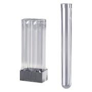 Schnapsglas Reagenzglas, 2 cl, transparent, 6 Stk.