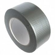 Gewebeband extra Stabil, stark klebend und wasserfest, silber, 48mm x 50m