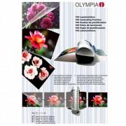 OLYMPIA Laminierfolien Set A4, A5, A6 und Visitenkartengrösse, 100 Stk.