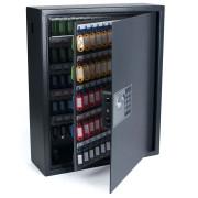 Schlüsselkasten High Security für 150 Schlüssel mit elektronischem Zahlenschloss