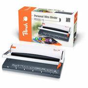 Peach PB300-15 Personal Wire Binder Drahtbindegerät, bis 60 Blatt