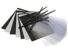 Einband-Starterset für Plastikbindung, 75 tlg.