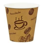 Espressobecher Premium  Coffee to go Pappe beschichtet 100 ml,  50 Stk.
