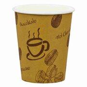 Kaffeebecher Premium,  Coffee to go, Pappe beschichtet, 12oz., 300 ml,  50 Stk.