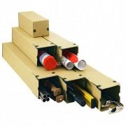 Universalversandhülse Posterversand für lange gerollte Güter 315x105x105mm, A3