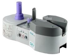 Luftpolstersystem WiAir1000 leistungsstark 3m/min, manuelle Luftdruckregulierung