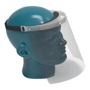 RENZ Gesichtsschutzschild mit einstellbarer Kopfhalterung One Size