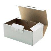 Warenpost International Versandkarton MEDIUM, extra stabil, 174x104x74mm, weiß