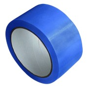 1-PACK Packband Klebeband Markierungsband, PP, 48 mm x 66 m, blau