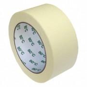 Kreppband Kreppklebeband Montageband PLUS, bis 80° C beige, 50mm x 50m