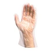 Einweghandschuhe aus LDPE für Frauen, universal passend (M), 100 Stk.