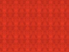 Damasttischset Platzset aus Papier, 30 x 40 cm, rot, 100 Stk.