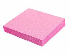 Servietten 33 x 33 cm 1/4 -Falz 3-lagig rosa, 20 Stk.