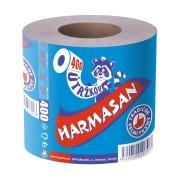 Toilettenpapier WC-Papier natur 1-lagig Harmasan, 400 Blatt 50 m