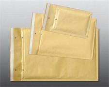 BUDGET Luftpolstertaschen 3/C-13, 150x215mm, braun, 100 Stk.