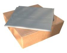 LDPE-Müllsäcke 150 L, 900 x 1200 mm, 60 my, Regenerat grau, lose, 140 Stk.