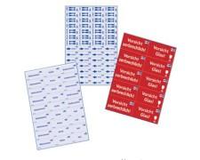 Etiketten-Set für Umzug und Achivierung, 157 tlg.