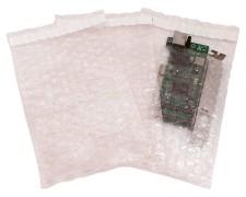 Adhäsionsverschlussbeutel aus Luftpolsterfolie antistatisch 480x320mm,  200 Stk.
