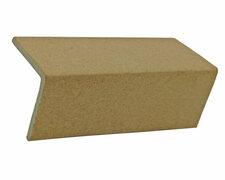 Kantenschutzwinkel aus Hartpappe 35x35x3mm, braun, Länge  600mm