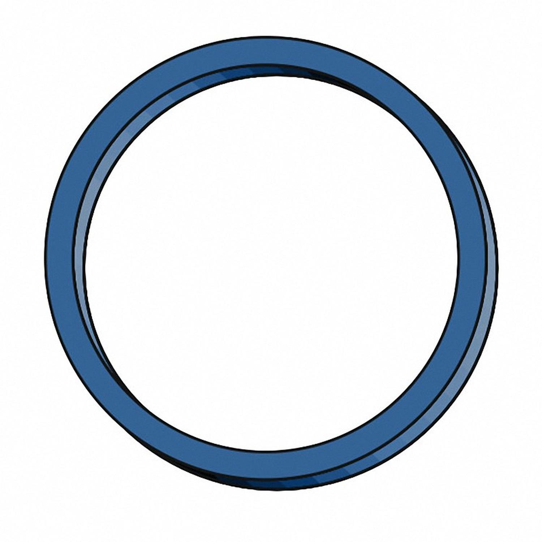 Gummiringe Gummibänder Ø  20mm, 1mm in blau, ca. 7400 Stk., 1000 gr.- 1 kg.
