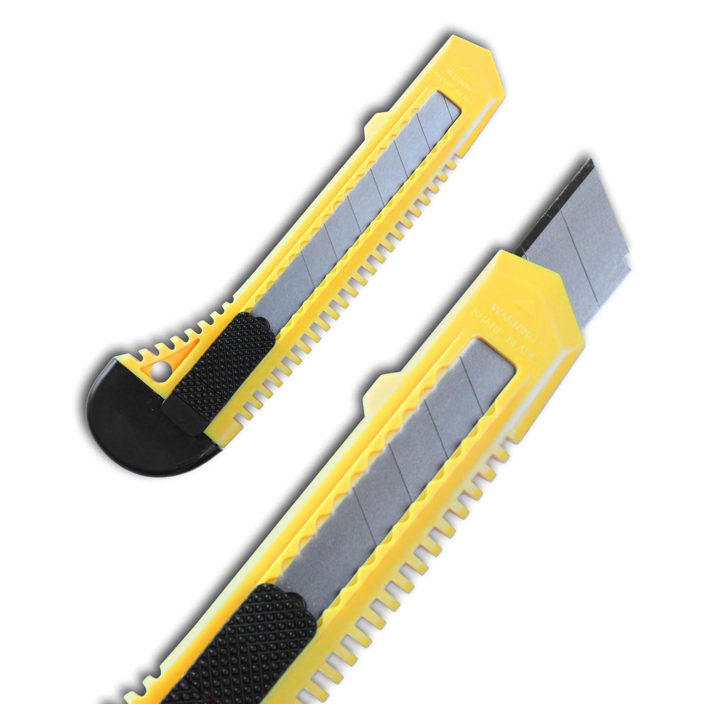 Universal-Schneidemesser-Cutter mit 18 mm Abbrechklinge