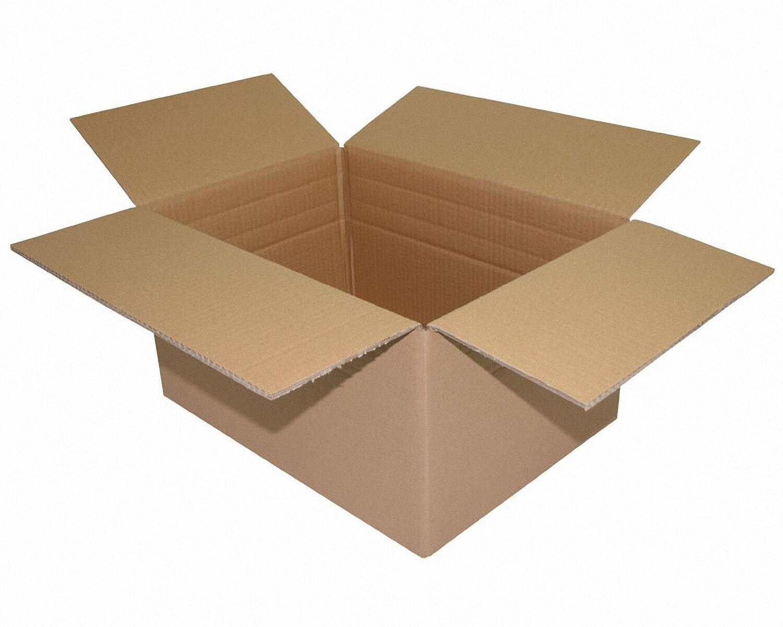 Faltkarton  430x305x(135)-220mm VARIABLE HÖHE 2wellig, Din A3