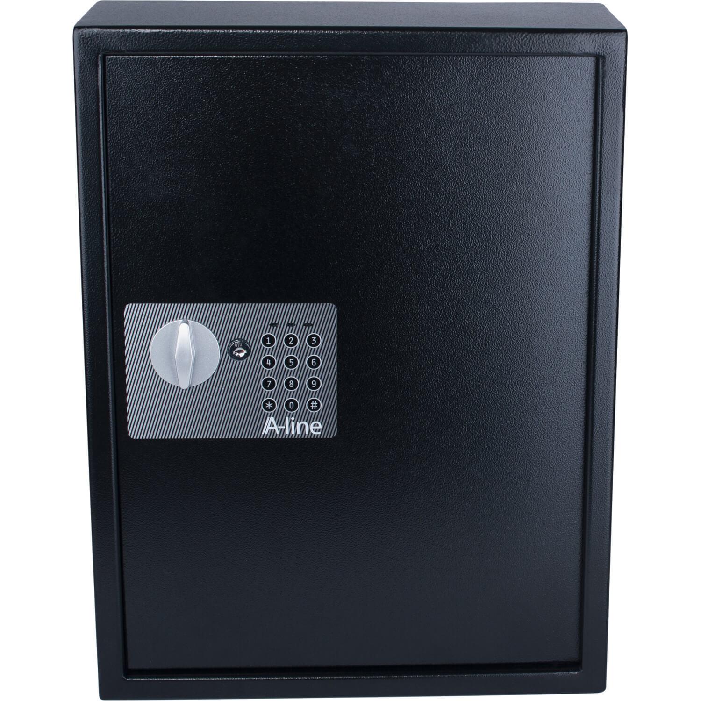 Schlüsselkasten A-Line High Security für 150 Schlüssel mit elekt. Zahlenschloss