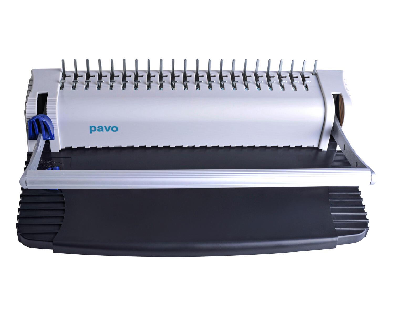 PAVO Bindemaschine Bindegerät SMARTMASTER 2 Bindegerät inkl. 75 tlg. Starterset